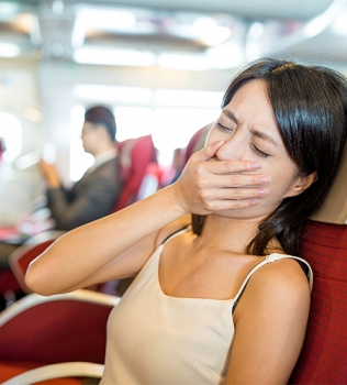 Preventing Motion Sickness When Traveling Abroad